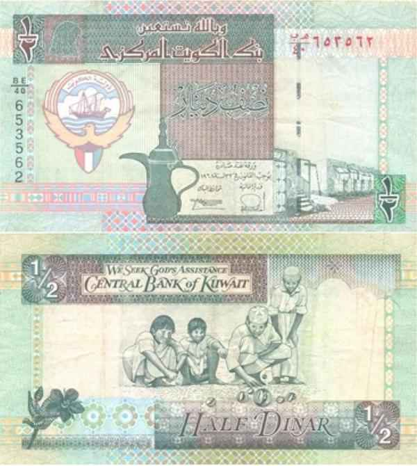 Kuwaiti Dinar Strongest Currency In